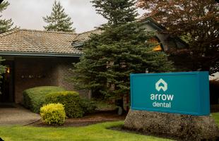 Arrow Dental Clatskanie office exterior