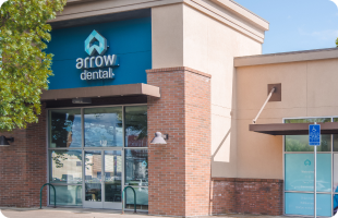 Arrow Dental Eugene office